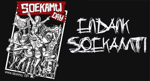 Perpisahan yang Direlakan 'Sampai Jumpa' oleh Endank Soekamti