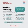 Berlatih Berbahasa dengan Menyimak di Festival Tetralogi Narabahasa